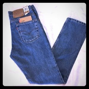 NWT Levi's slim fit jeans